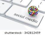 software  social media concept. ...   Shutterstock . vector #342812459