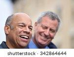 new york city   november 22... | Shutterstock . vector #342864644