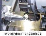 operator machining automotive... | Shutterstock . vector #342885671