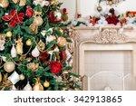Decorated Christmas Tree....