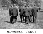 groomsmen | Shutterstock . vector #343034