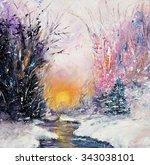 Original  Abstract Oil Paintin...