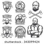 vector illustration of... | Shutterstock .eps vector #343099424