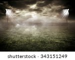 stadium | Shutterstock . vector #343151249