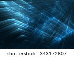 abstract futuristic background | Shutterstock . vector #343172807