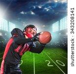 football. | Shutterstock . vector #343208141