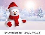 Snowman Greeting Card ...
