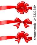 bows design   Shutterstock . vector #343333889