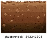 different layer of the... | Shutterstock .eps vector #343341905