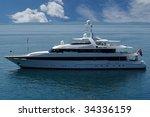 luxury mega yacht in split ...