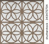 decoration texture for... | Shutterstock . vector #343470704