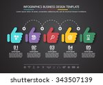 infographics business design...