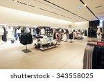 lugano  switzerland   17 july... | Shutterstock . vector #343558025