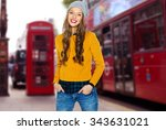 people  travel  tourism  style... | Shutterstock . vector #343631021