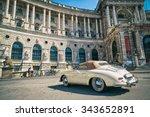 Постер, плакат: the Porsche speedsteris aluxurysports