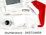 business holidays concept.... | Shutterstock . vector #343714409