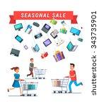 Seasonal Sale Advert Banner....