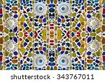 Colorful Ceramic Tile Patterns...