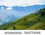 laocai vietnam september 6 2015 ... | Shutterstock . vector #343776569