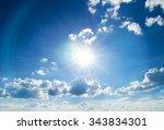 The Sun Shines Bright In The...