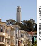 coit tower | Shutterstock . vector #34383967