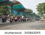 Hanoi  Vietnam   Oct 25  2015 ...