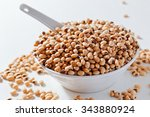 soy beans. | Shutterstock . vector #343880924