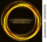 sale technology banner for... | Shutterstock .eps vector #343904351