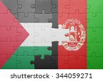 puzzle with the national flag... | Shutterstock . vector #344059271
