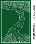 Ecological Symbol Of Tree...