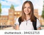 student.   Shutterstock . vector #344212715