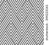 vector seamless texture.... | Shutterstock .eps vector #344223161