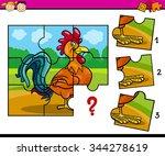 cartoon vector illustration of...   Shutterstock .eps vector #344278619