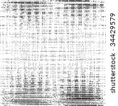 vector grunge textures and... | Shutterstock .eps vector #34429579