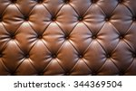 Brown Leather Sofa Texture...