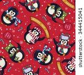 Cute Christmas Penguins...