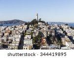 san francisco  california  usa  ...   Shutterstock . vector #344419895