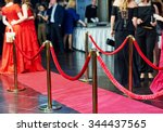 Event Party. Red Carpet...