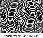 twisted texture background.... | Shutterstock .eps vector #344461934