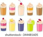 vector illustration of various...   Shutterstock .eps vector #344481605