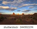 Monument Valley Desert Usa