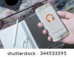 chiangmai  thailand  nov 28 ... | Shutterstock . vector #344533595