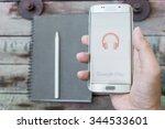 chiangmai  thailand  nov 28 ... | Shutterstock . vector #344533601