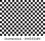 checked flag pattern vector... | Shutterstock .eps vector #344535284