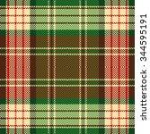 check plaid pattern   scottish... | Shutterstock .eps vector #344595191