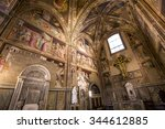 florence  italy  october 26 ... | Shutterstock . vector #344612885