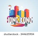 Hong Kong In China Is A...