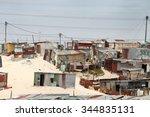 Colorful Informal Settlement ...