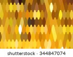 abstract background. gold mosaic   Shutterstock . vector #344847074