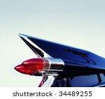 vintage americana classic retro ... | Shutterstock . vector #34489255